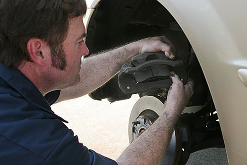 Mobile Mechanic Pros for Brake Replacement in Denver